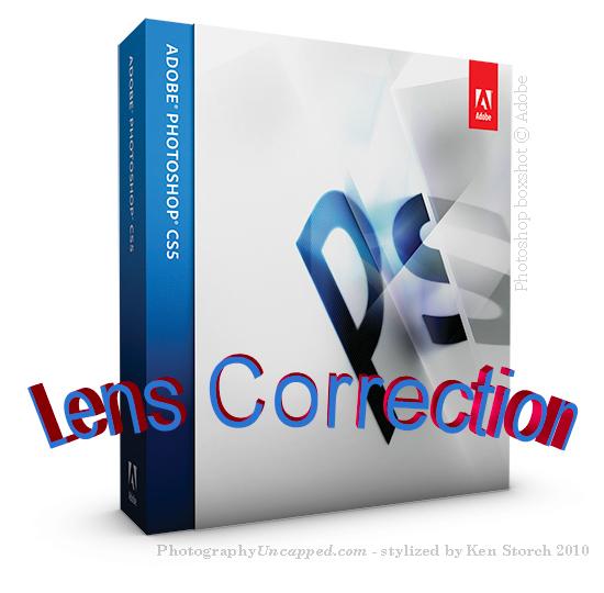 Adobe photoshop lens profiles