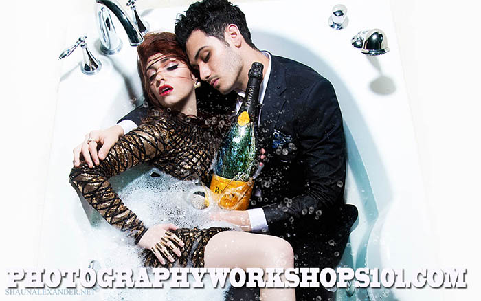 Editorial Photography workshops in LA