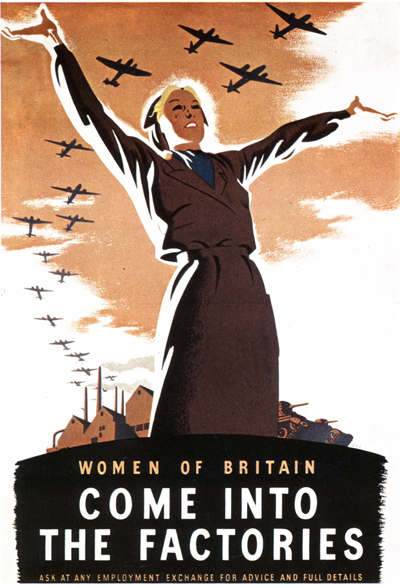 Women's war work