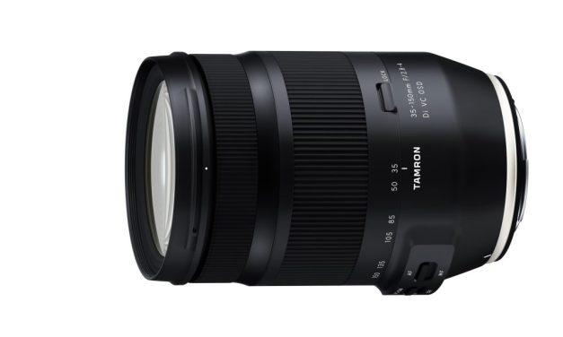 Tamron anuncia tres nuevos objetivos full frame, uno para Sony y dos para Canon y Nikon