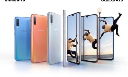 Samsung renueva la serie Galaxy A: su gama más completa con smartphones para todos los bolsillos