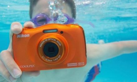 Nikon COOLPIX W150: una cámara compacta pensada para las familias