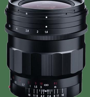 Nuevo Voigtländer Nokton 21mm f/1,4: un objetivo gran angular para la montura Sony E