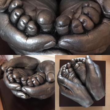 hands-and-feet-statue