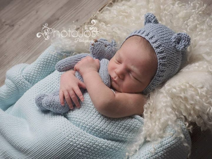 Sleeping baby by Photojos Photography