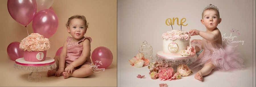 first birthday session and cake smash liverpool