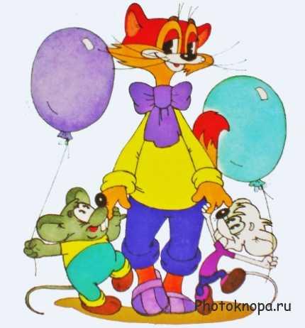 Детские клипарты с детьми, животными из мультфильмов и ...