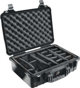 Pelican hard cases are for rugged protection of your equipment
