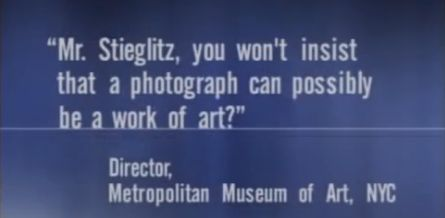 Is there art in photography? •  The debate has raged for as long as there has been cameras.