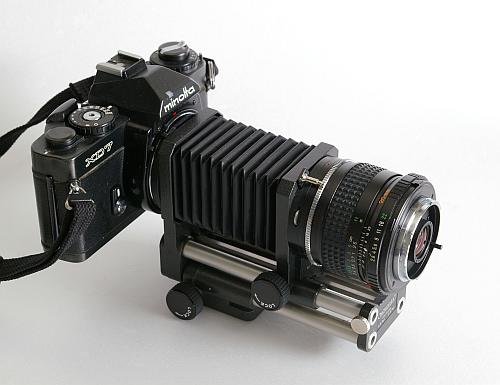 Photographic Bellows • From Wikipedia