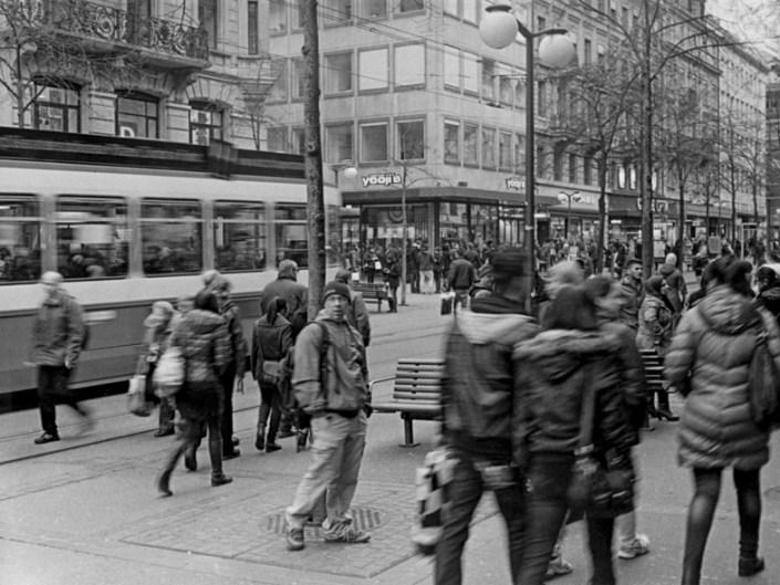 City Motion Zürich