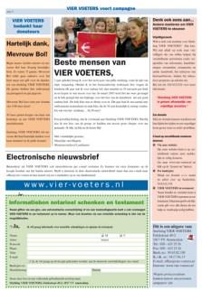 VierVoeters | Design, DTP