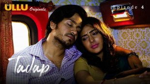 Tadap (P03-E04) Watch UllU Original Hindi Hot Web Series