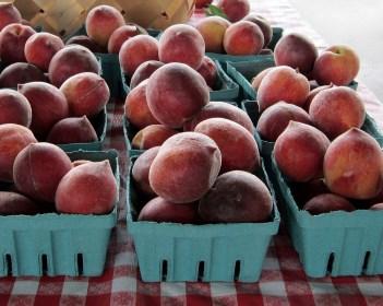 Peaches by Debra Pruskowski