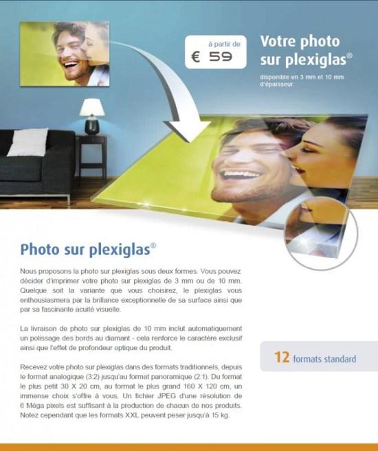 plexiglas photo maltese