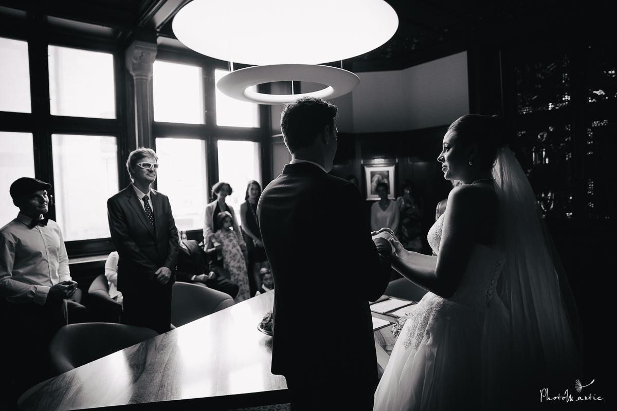 wedding in Zurich