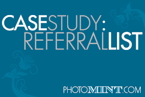 Case Study: Referral Lists