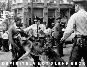Birmingham Protestors - Bill Hudson