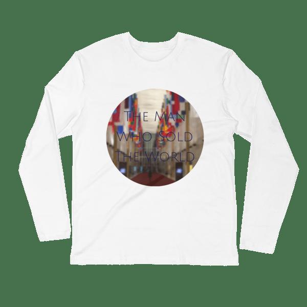 The-Man-Whole-Stole-the-World-Photomusicology-Carla-Durham-unisex-long-sleeve-t-shirt-white