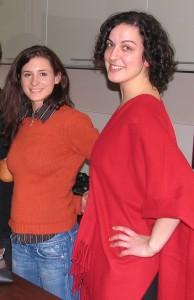 Katia and Daniella