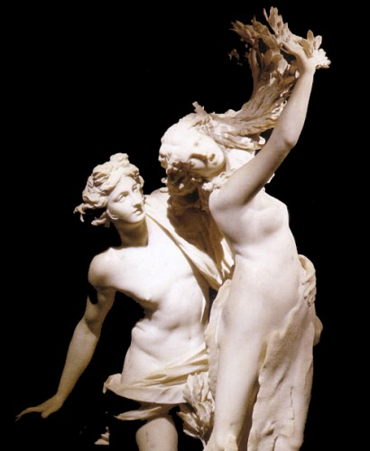 Bernini's Apollo & Daphne