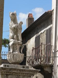 Orsini statue