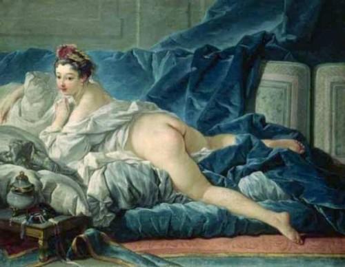 Odalisque (1745) Boucher
