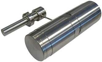 Flexure bearing Stirling cooler