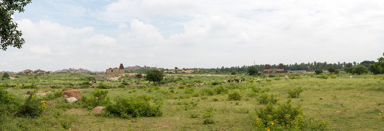 Hampi. Hampi, Karnataka, UNESCO World Heritage Site