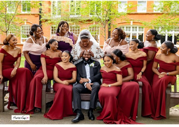 adeyele and mark, wedding photos by photonimi