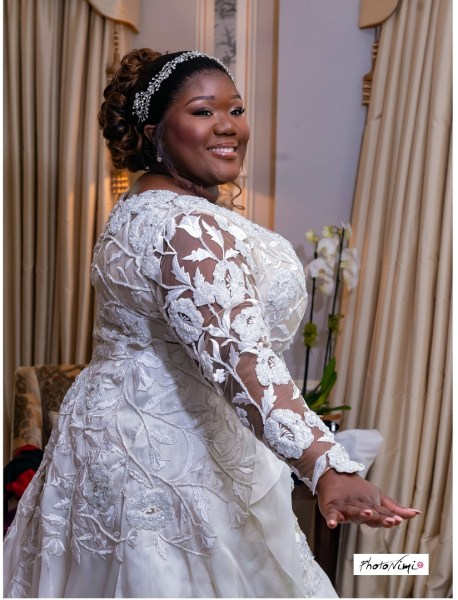 adeyele and mark, wedding photos by photonimi