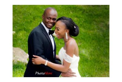 Ronke & Ade... wedding pics, photonimi
