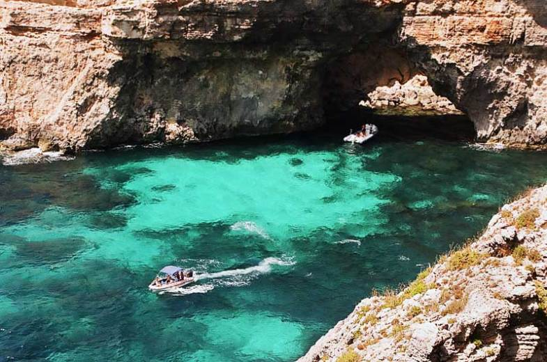 Blue Grotto II