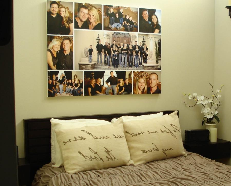 Wall Collage Ideas Living Room