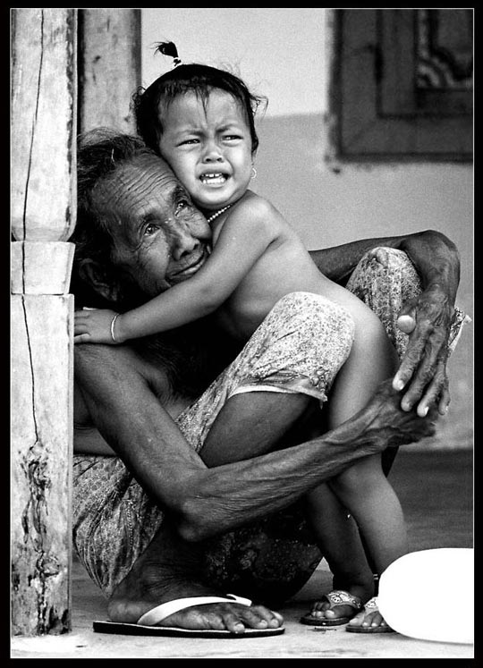 12 35 Excellent Photos To Express The Poverty