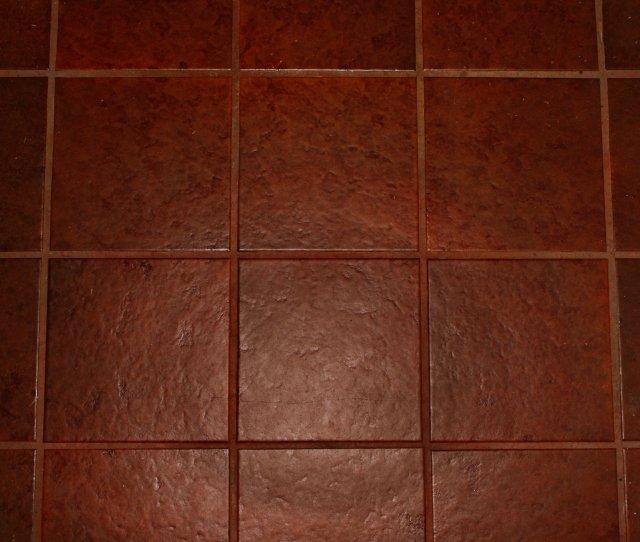 Brown Floor Tile Texture