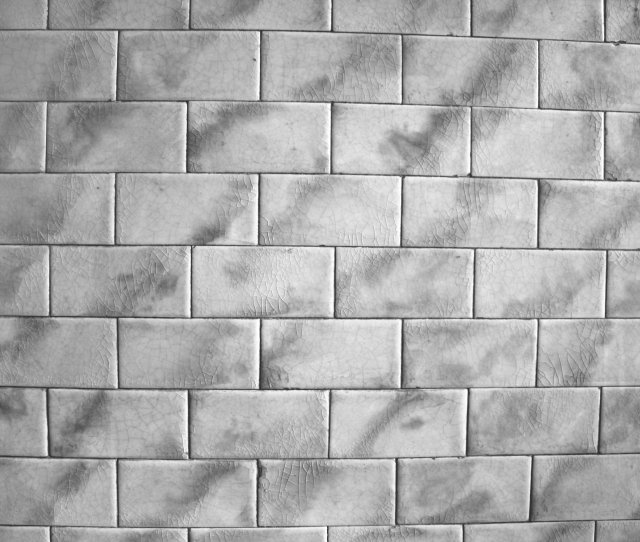 Vintage Gray Tile Texture