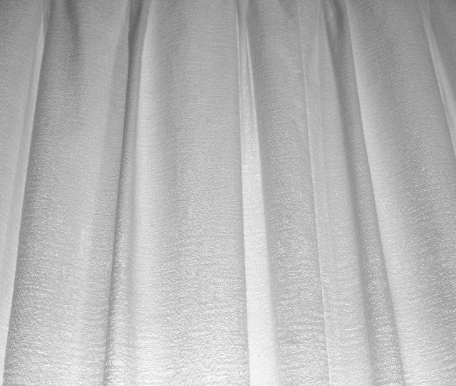 White Curtains Texture