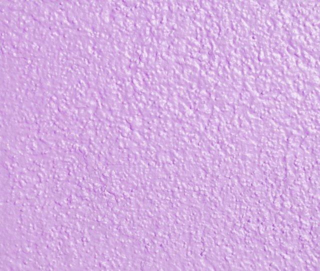 Lavender Light Purple Painted Wall Texture
