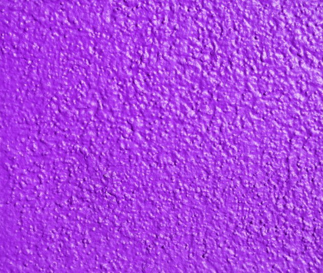 Purple Painted Wall Texture