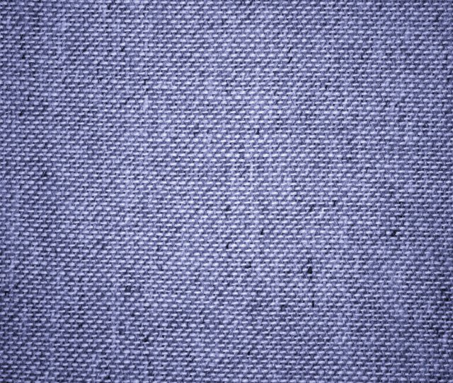 Blue Gray Upholstery Fabric Close Up Texture