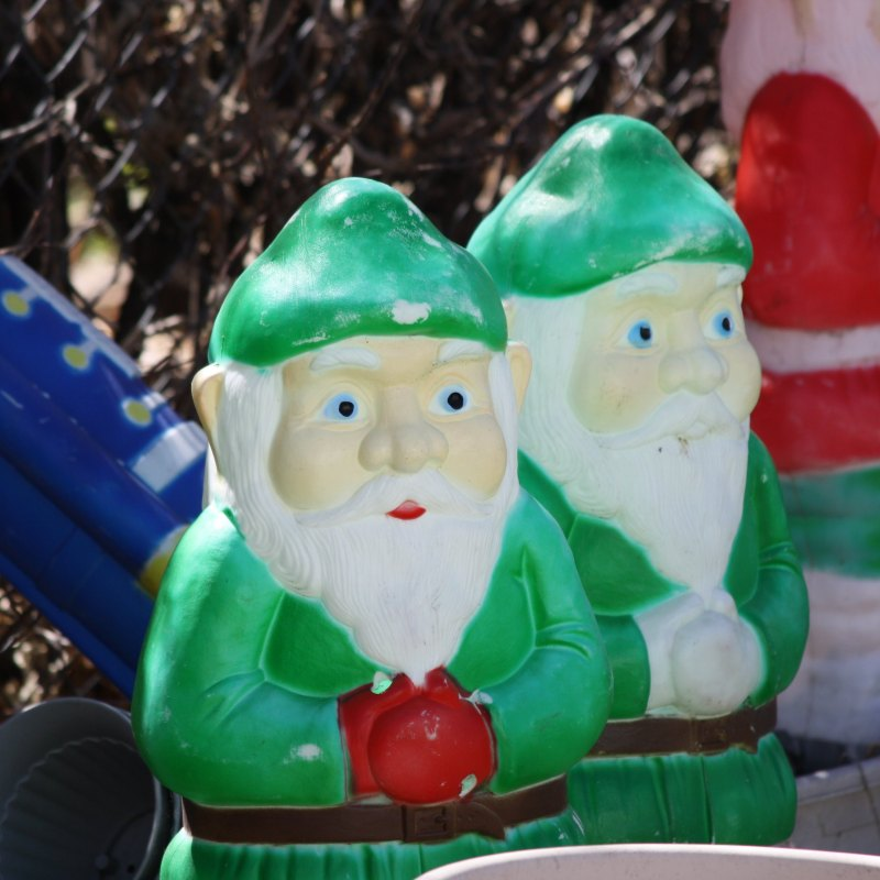 plastic christmas lawn decorations billingsblessingbagsorg - Plastic Christmas Yard Decorations