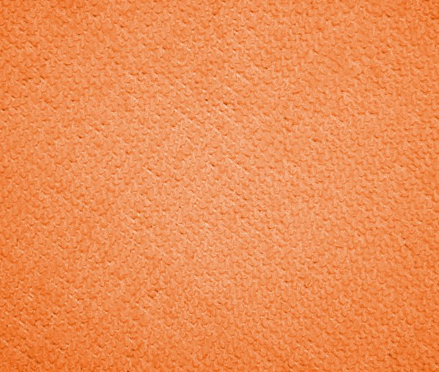 Orange Microfiber Cloth Fabric Texture