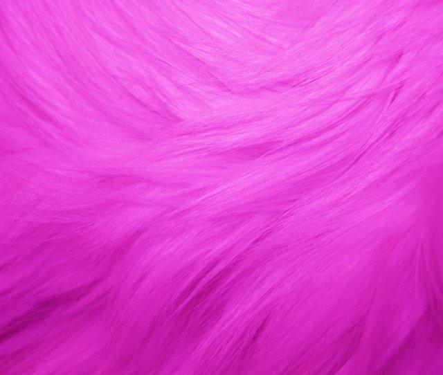 Hot Pink Fur Texture