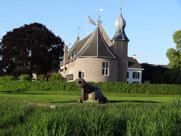 Kanon Kasteel Coevorden (Nederland)