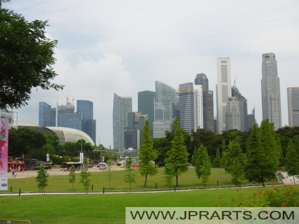 Raffles Place Singapore City