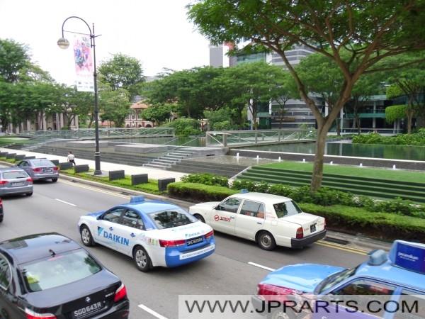 Сингапур Город Улица