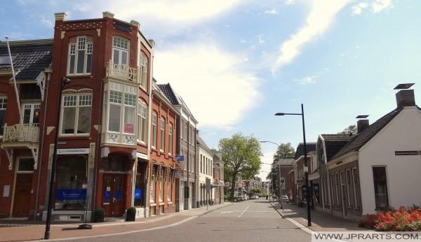 Stationstraat en Assen, Países Bajos