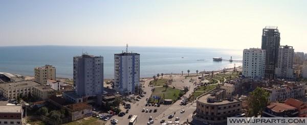 Parku Buzëdeti (Vollga) në Durrës, Shqipëri