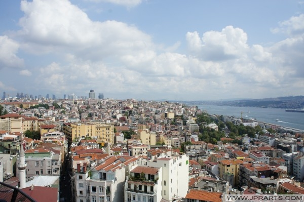 اسطنبول ومضيق البوسفور (تركيا)